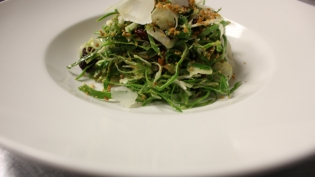 Brussels sprout salad, Farmhouse, Chicago